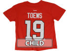 Chicago Blackhawks Jonathan Toews Reebok NHL Kids Player T-Shirt T-Shirts