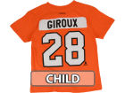 Philadelphia Flyers Claude Giroux Reebok NHL Kids Player T-Shirt T-Shirts