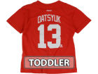 Detroit Red Wings Pavel Datsyuk Reebok NHL Toddler Player T-Shirt T-Shirts