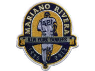 Patch-Mariano Rivera Retirement Collectibles
