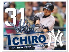 New York Yankees Ichiro Suzuki Wincraft 5x6 Ultra Decal Bumper Stickers & Decals