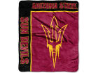 Arizona State Sun Devils The Northwest Company 50x60in Plush Throw Team Spirit Bed & Bath
