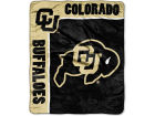 Colorado Buffaloes The Northwest Company 50x60in Plush Throw Team Spirit Bed & Bath