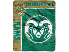 Colorado State Rams The Northwest Company 50x60in Plush Throw Team Spirit Bed & Bath