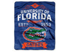 Florida Gators The Northwest Company 50x60in Plush Throw Team Spirit Bed & Bath