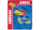 Kansas Jayhawks The Northwest Company 50x60in Plush Throw Team Spirit Bed & Bath