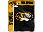 Missouri Tigers The Northwest Company 50x60in Plush Throw Team Spirit Bed & Bath