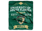 South Florida Bulls The Northwest Company 50x60in Plush Throw Team Spirit Bed & Bath