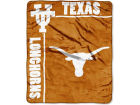 Texas Longhorns The Northwest Company 50x60in Plush Throw Team Spirit Bed & Bath