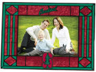 Stanford Cardinal Art Glass Picture Frame Bed & Bath