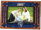 UTEP Miners Art Glass Picture Frame Bed & Bath