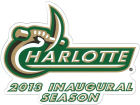Charlotte 49ers 3x6 Magnet Auto Accessories