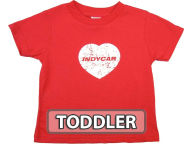 IndyCar Heart T-Shirt-Toddler T-Shirts
