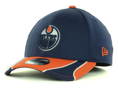Edmonton Oilers NHL Training 39THIRTY Cap Hats