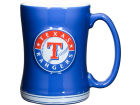 Texas Rangers Boelter Brands 14 oz Relief Mug Collectibles