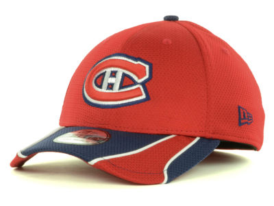 Montreal Canadiens NHL Training 39THIRTY Cap Hats