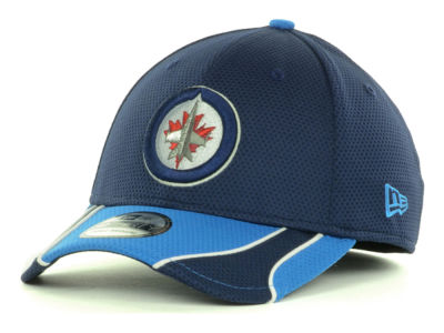 Winnipeg Jets NHL Training 39THIRTY Cap Hats