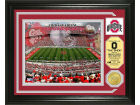 Ohio State Buckeyes Highland Mint Bronze Coin Photo Mint Frame 13x16 Picture Frames