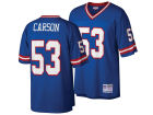 New York Giants Harry Carson Mitchell and Ness NFL Replica Throwback Jersey Jerseys