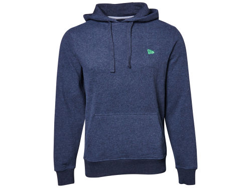 New Era Branded Essential Chest Flag Popover Hoodie