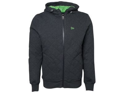New Era Branded 2013 Quilted Hoodie