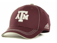 adidas NCAA Side Aggie Flex Cap Stretch Fitted Hats