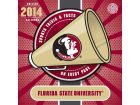 Florida State Seminoles 2014 Box Calendar Home Office & School Supplies