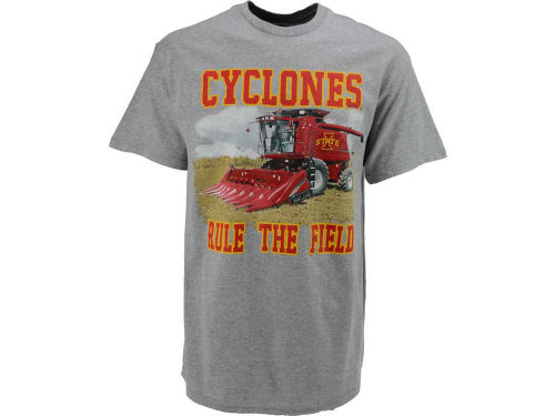 Iowa State Cyclones Rule The Field T-Shirt