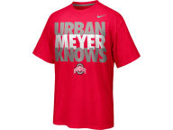 Nike NCAA Urban Meyer Knows T-Shirt T-Shirts