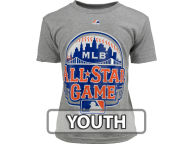 Majestic MLB Youth All Star Official Logo T-Shirt T-Shirts