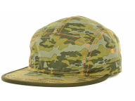 LIDS Private Label PL Camo 5 Panel Camper Adjustable Hats