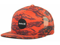 Hurley Krush Mesher Snapback Cap Adjustable Hats