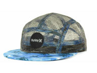 Hurley Krush Camper Snapback Cap Adjustable Hats