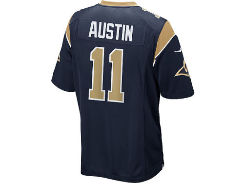 Los Angeles Rams Tavon Austin Nike NFL Men's Game Jersey
