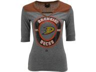Majestic NHL Womens Freeze The Puck Top T-Shirts