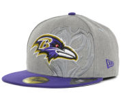 New Era NFL Team Screening 59FIFTY Cap Fitted Hats