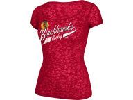 Reebok NHL Womens Power Play Tailsweep T-Shirt T-Shirts