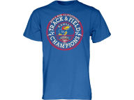 Blue 84 2013 Big 12 Womens Track & Field Champs T-Shirt T-Shirts