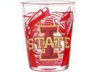 Iowa State Cyclones Hunter Manufacturing 3D Wrap Color Collector Glass Collectibles