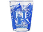 Kentucky Wildcats Hunter Manufacturing 3D Wrap Color Collector Glass Collectibles