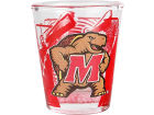 Maryland Terrapins Hunter Manufacturing 3D Wrap Color Collector Glass Collectibles