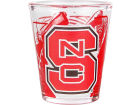 North Carolina State Wolfpack Hunter Manufacturing 3D Wrap Color Collector Glass Collectibles