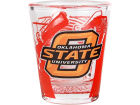 Oklahoma State Cowboys Hunter Manufacturing 3D Wrap Color Collector Glass Collectibles