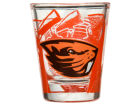 Oregon State Beavers Hunter Manufacturing 3D Wrap Color Collector Glass Collectibles