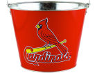 St. Louis Cardinals Boelter Brands 5 qt Full Wrap Bucket Gameday & Tailgate
