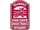 Alabama Crimson Tide Wincraft 11x17 Wood Sign Flags & Banners