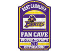 East Carolina Pirates Wincraft 11x17 Wood Sign Flags & Banners