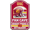 USC Trojans Wincraft 11x17 Wood Sign Flags & Banners