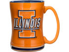 Illinois Fighting Illini Boelter Brands 15 oz Relief Mug Bed & Bath