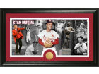 St. Louis Cardinals Stan Musial Highland Mint Photo Mint Coin-Pano-Bronze Collectibles
